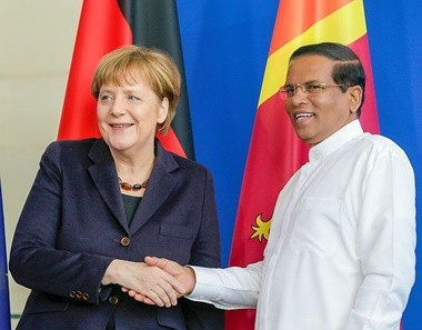 President congratulates German Chancellor on her election victory
