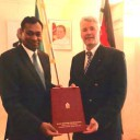 Sri Lanka appoints reputed businessman  as the Honorary Consul to Southern part of Lower Saxony based in Hannover (2)